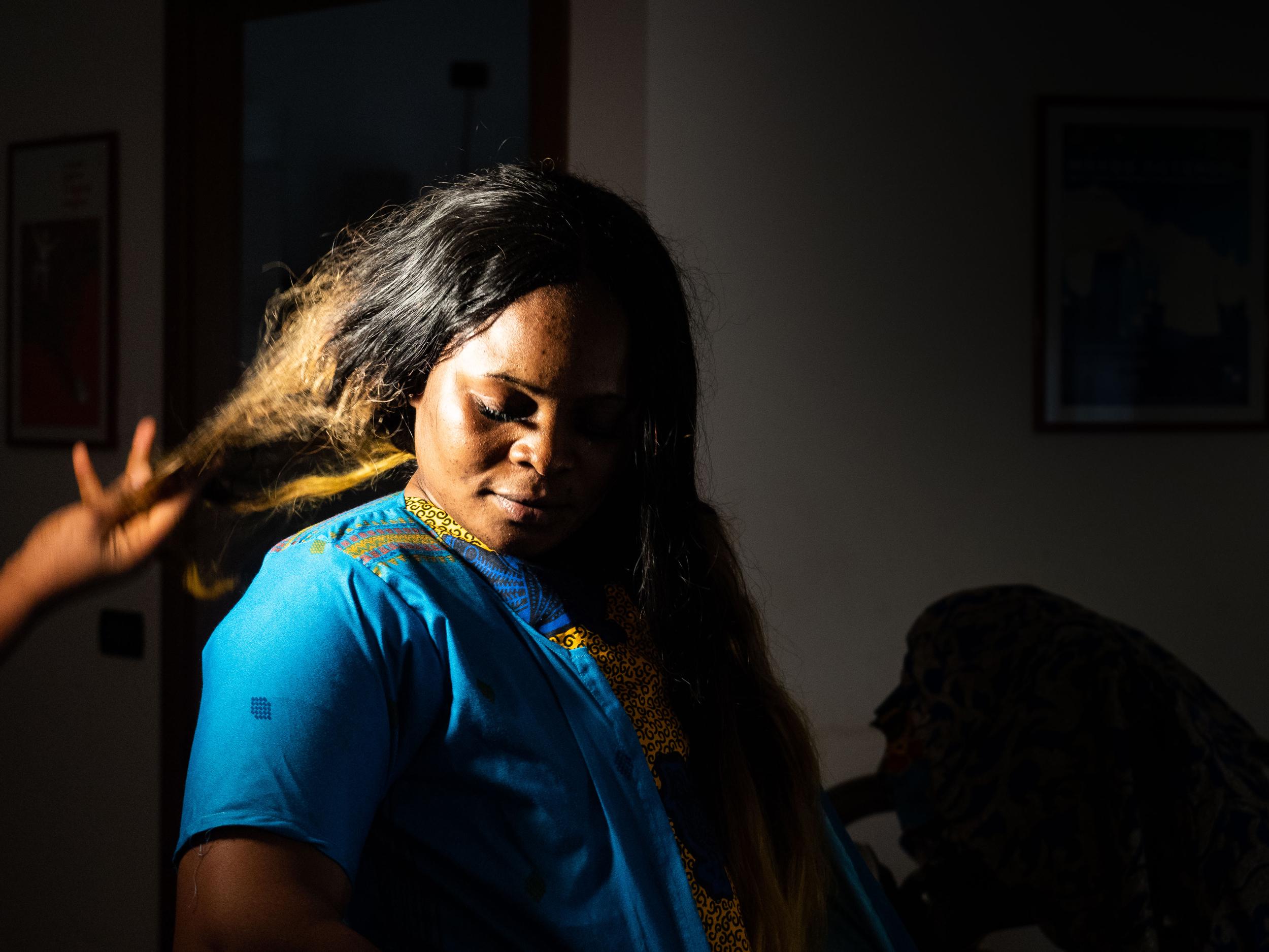 03 Resilienza Centro Donna Giustizia Nigerian Women Migration Representation Selene Magnolia