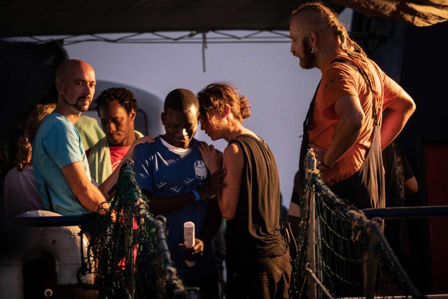 03 Sea Watch 3 Arriving Lampedusa Standoff Carola Rackete Mediterranean Selene Magnolia