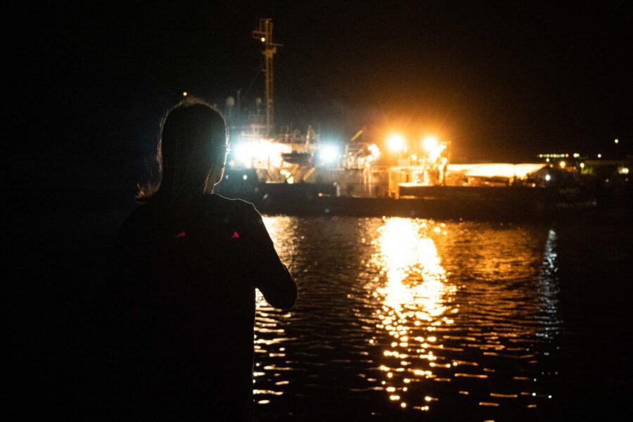 04 Sea Watch 3 Arriving Lampedusa Standoff Carola Rackete Mediterranean Selene Magnolia