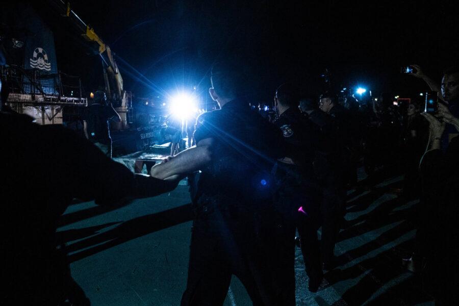 06 Sea Watch 3 Arriving Lampedusa Standoff Carola Rackete Mediterranean Selene Magnolia