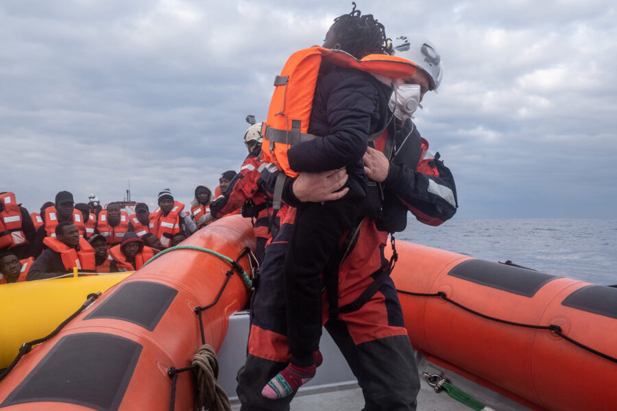 February The 26th, Sar Zone. Rescue 45 People.