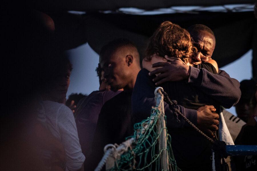 10 Sea Watch 3 Arriving Lampedusa Standoff Carola Rackete Mediterranean Selene Magnolia