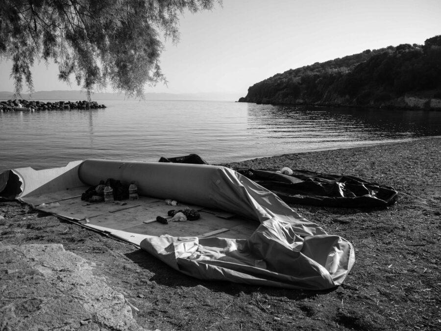 11 Admninistrative Detention Lesvos Migration Selene Magnolia