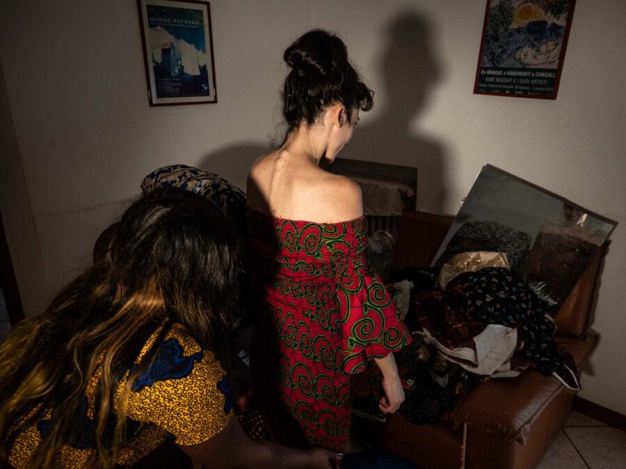 12 Resilienza Centro Donna Giustizia Nigerian Women Migration Representation Selene Magnolia