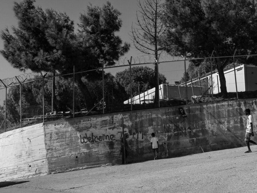 13 Admninistrative Detention Lesvos Migration Selene Magnolia
