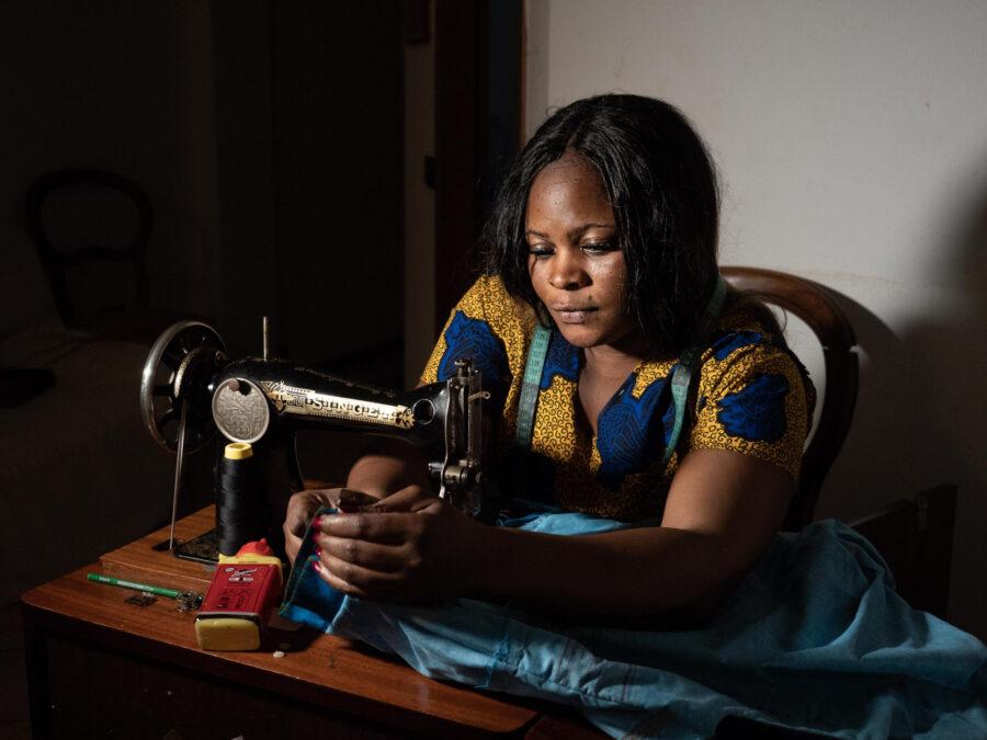 15 Resilienza Centro Donna Giustizia Nigerian Women Migration Representation Selene Magnolia