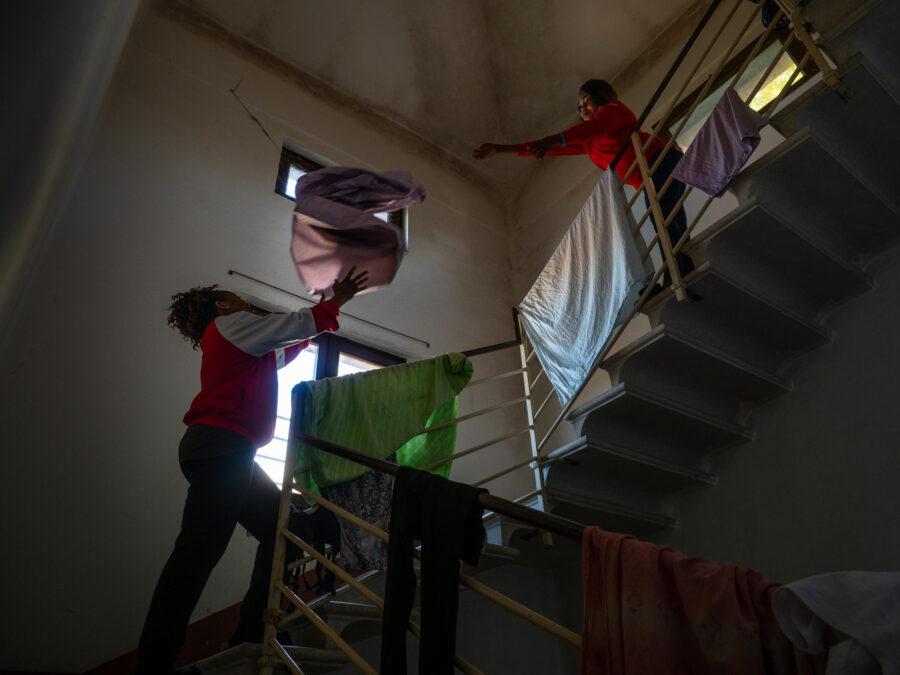 16 Resilienza Centro Donna Giustizia Nigerian Women Migration Representation Selene Magnolia