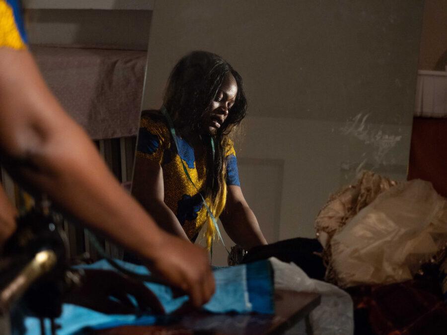 17 Resilienza Centro Donna Giustizia Nigerian Women Migration Representation Selene Magnolia