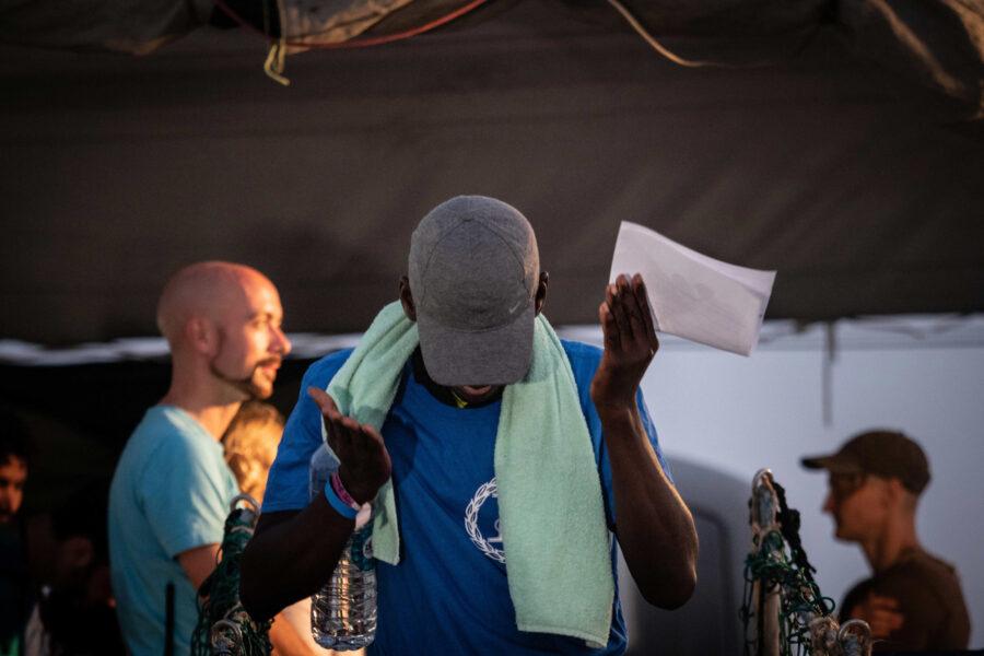 18 Sea Watch 3 Arriving Lampedusa Standoff Carola Rackete Mediterranean Selene Magnolia