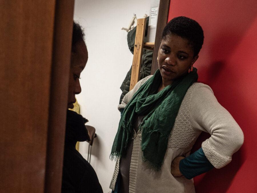20 Resilienza Centro Donna Giustizia Nigerian Women Migration Representation Selene Magnolia