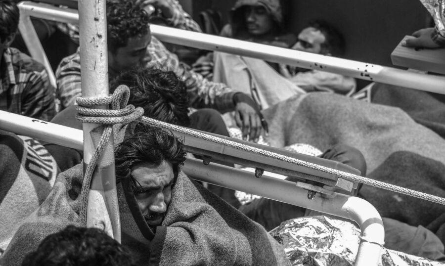 26 Iuventa Rescue Mediterranean Migration Selenemagnolia