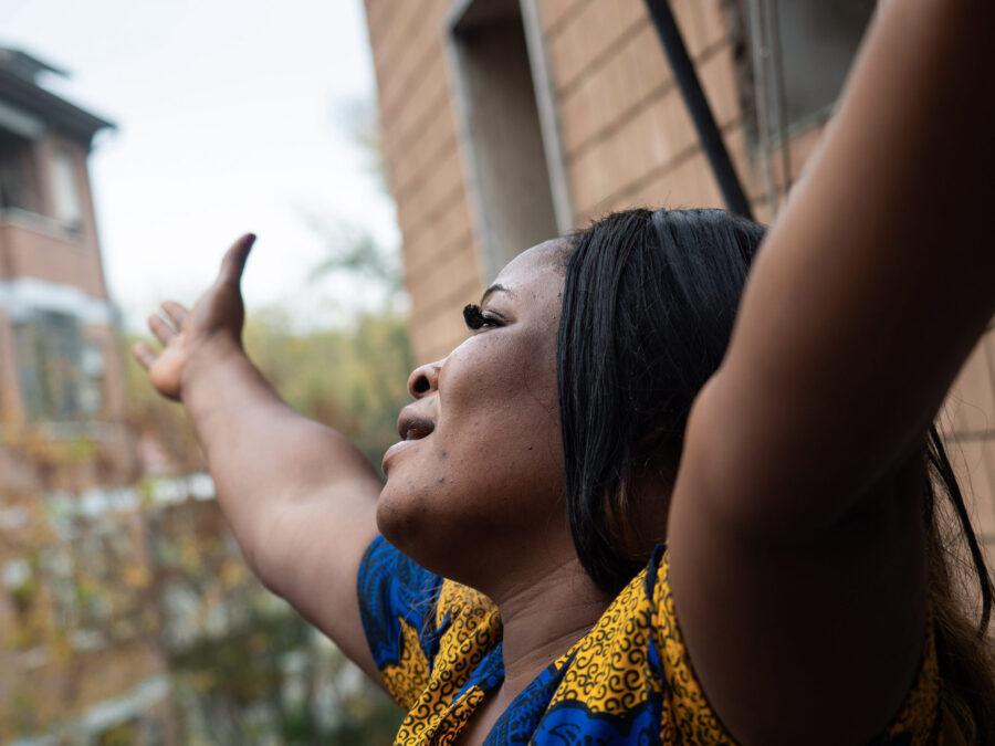 26 Resilienza Centro Donna Giustizia Nigerian Women Migration Representation Selene Magnolia