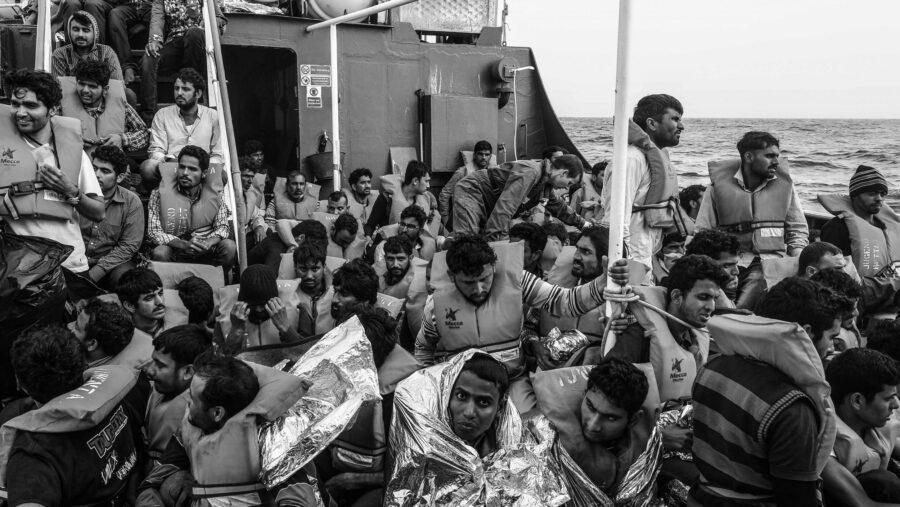 29 Iuventa Rescue Mediterranean Migration Selenemagnolia