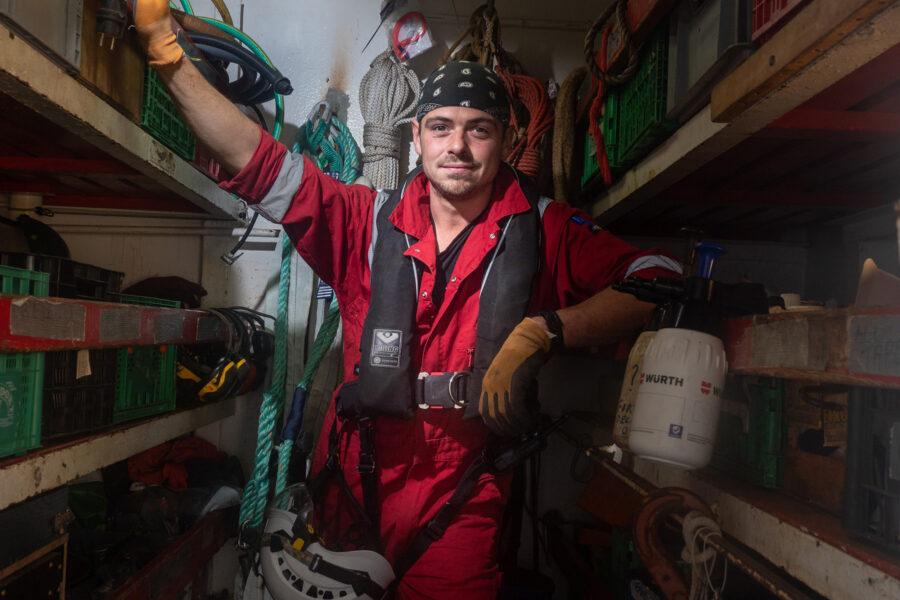 45 Mediterranean Sea Watch Crew Portrait Rescue Mission Migration Selene Magnolia 2021 02 20 2201986