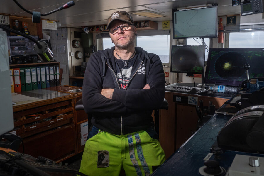 48 Mediterranean Sea Watch Crew Portrait Rescue Mission Migration Selene Magnolia 2021 02 25 2250159